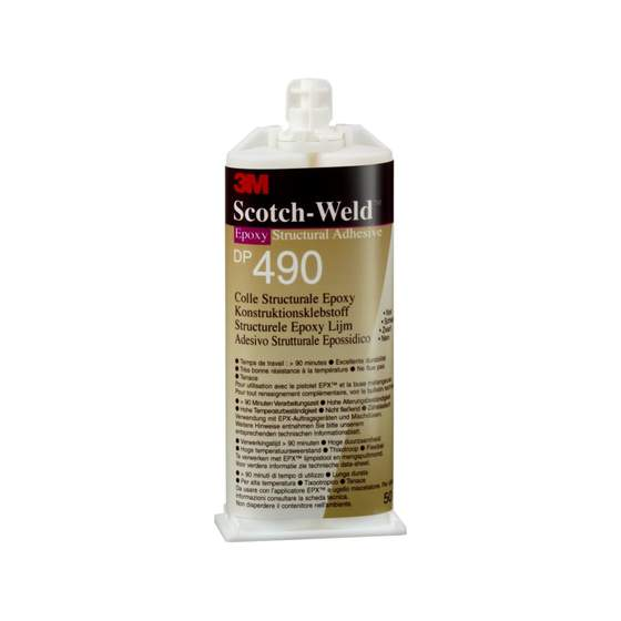 Двухкомпонентный клей 3М™Scotch-Weld™ EPX ™ DP-490